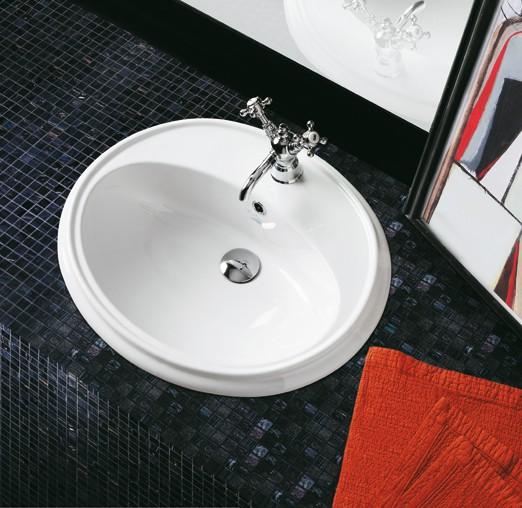 Ванна под столешницу
