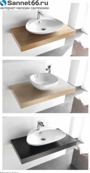 Столешница для ванной в интернет магазине сантехники столешницы из искусственного камня спб цена