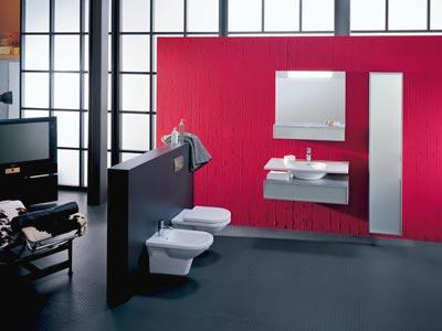 Сантехника Laufen, раковины, унитазы, биде, мебель для ванной комнаты