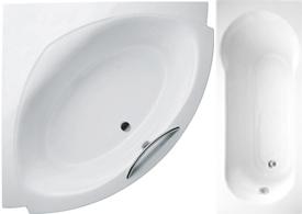 акриловые ванны vidima