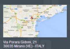 координаты фабрикии мебели для ванной комнаты Novello в Италии